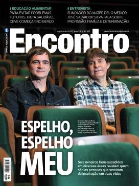 Laura Santos Revista Encontro