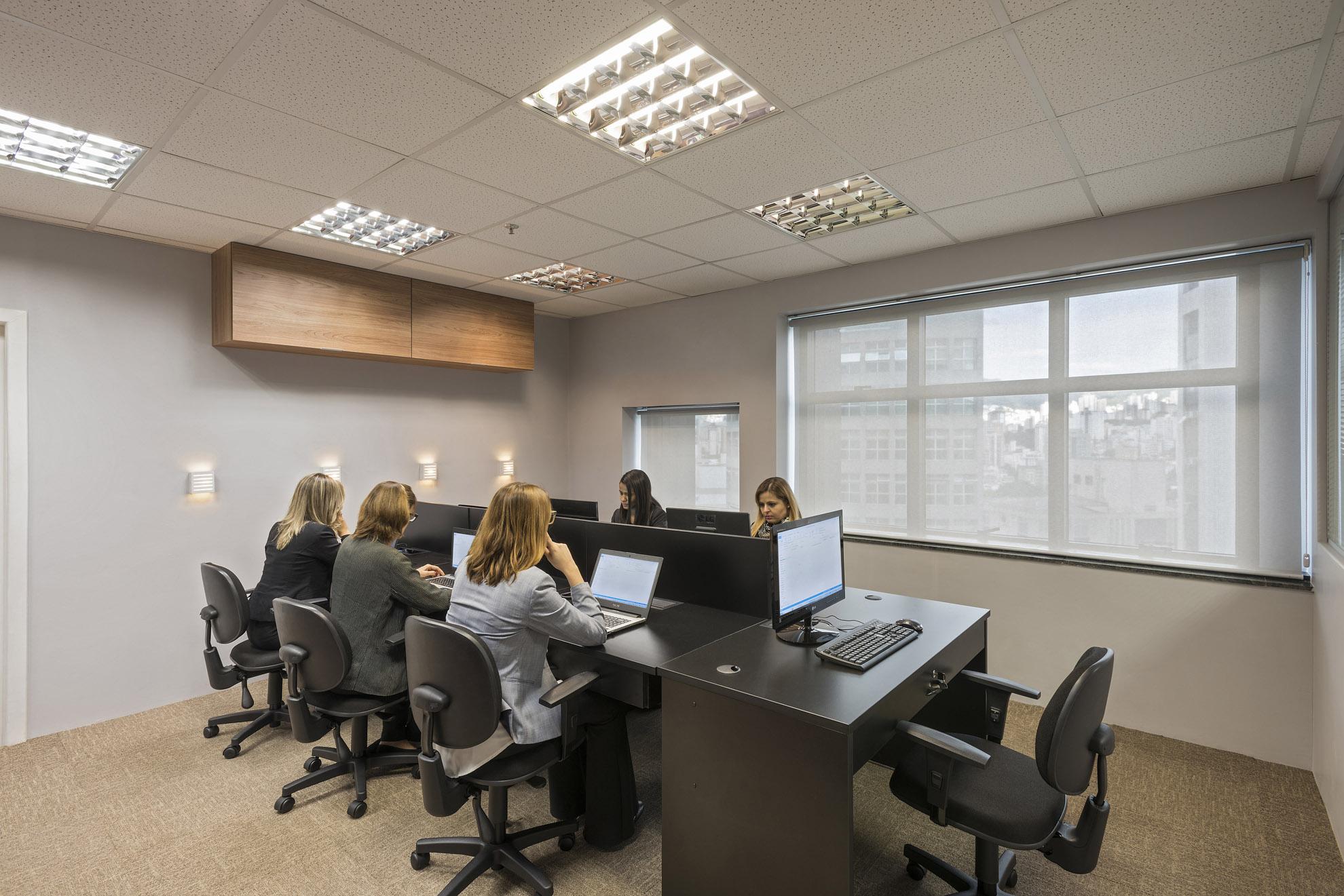 Laura Santos Espaços revitalizados aumentam a produtividade