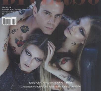Laura Santos Revista Diverso