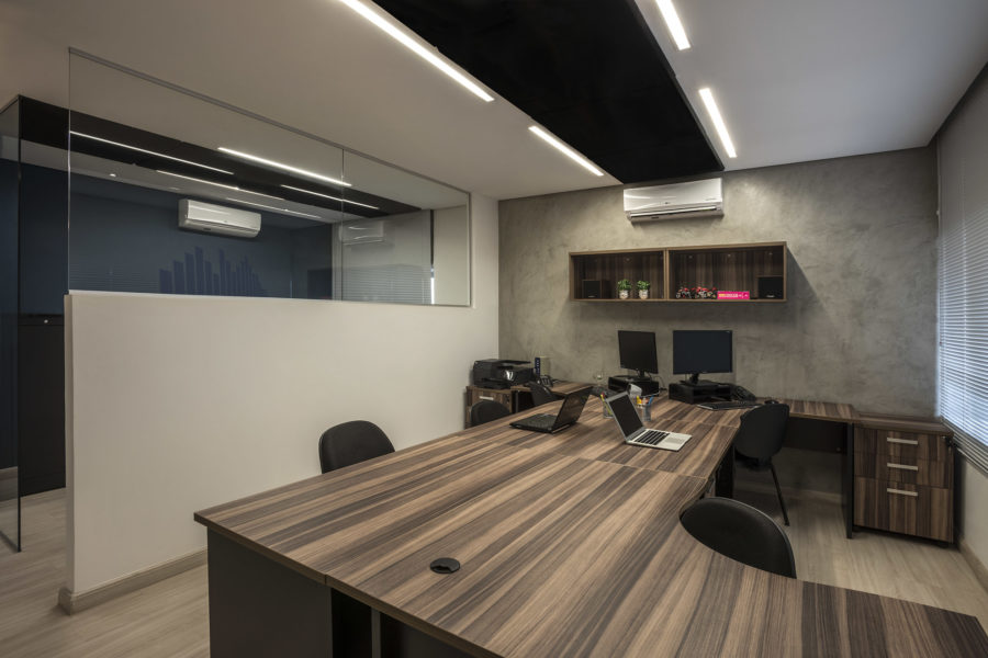 Laura Santos Sala corporativa revitalizada